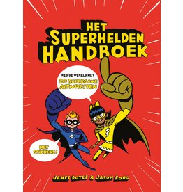 James Doyle and Jason Ford Het Superheldenhandboek