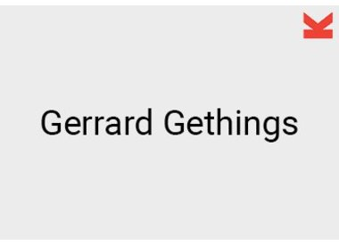 Gerrard Gethings