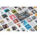 Mieke Gerritzen Robot Memory Game