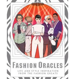 Camilla Morton, illustrations by Anna Higgie Fashion Oracles