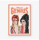 Illustrations by Rik Lee Genius Music (Genius Playing Cards)