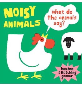 Illustrations by Kenji Oikawa Noisy Animals (A Matching Game)