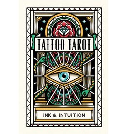 Illustrations by MEGAMUNDEN Tattoo Tarot