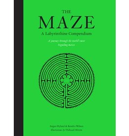 Angus Hyland and Kendra Wilson, illustrations by Thibaud Hérem The Maze