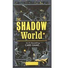 Shan Jiang The Shadow World