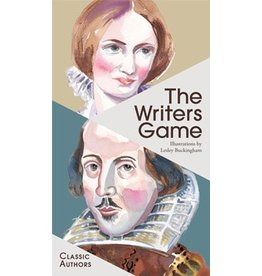 Illustrations by Lesley Buckingham The Writers Game