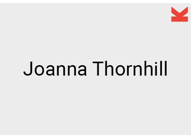 Joanna Thornhill