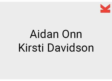 Aidan Onn, illustrations by Kirsti Davidson