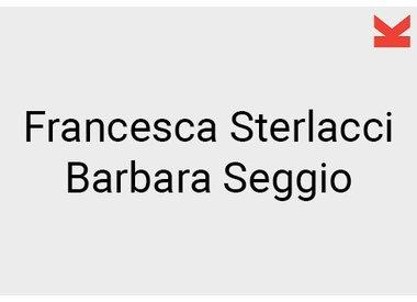 Francesca Sterlacci and Barbara Seggio