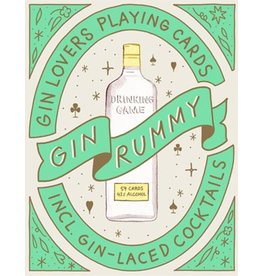 Emma Stokes, illustrations by Jean Andre Gin Rummy