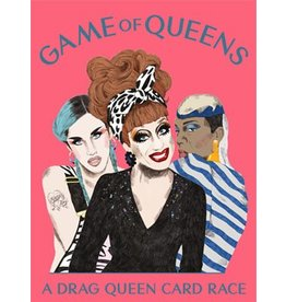 Greg Bailey, illustrations by Daniela Henríquez Game of Queens