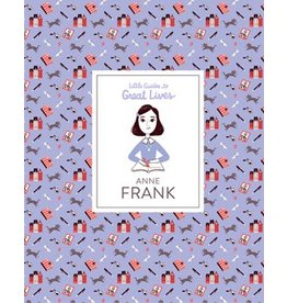 Isabel Thomas Anne Frank (Little Guides to Great Lives)
