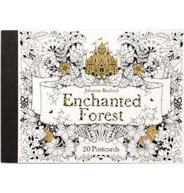 Johanna Basford Enchanted Forest Postcards