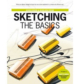Koos Eissen and Roselien Steur Sketching the Basics Paperback