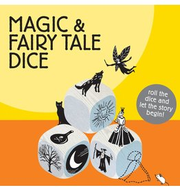 Hannah Waldron Magic & Fairy Tale Dice