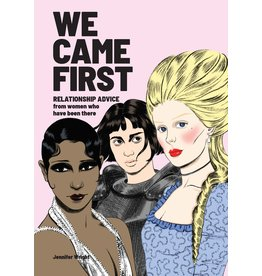 Jennifer Wright We Came First