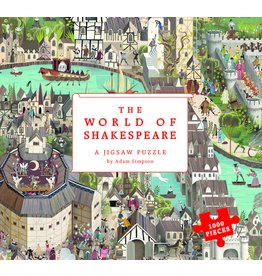 Adam Simpson The World of Shakespeare