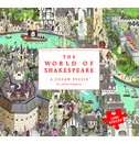 Adam Simpson The World of Shakespeare: A Jigsaw Puzzle