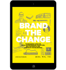 Anne Miltenburg Brand the Change - eBook