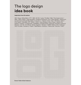 Steven Heller and Gail Anderson The Logo Design Idea Book