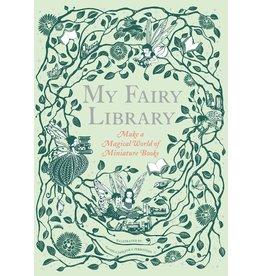 Daniela Jaglenka Terrazzini My Fairy Library