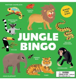 Caroline Selmes Jungle Bingo