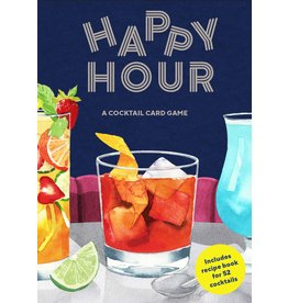 Laura Gladwin, illustrations by Marcel George Happy Hour