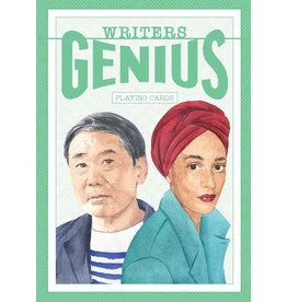 Marcel George Genius Writers (Genius Playing Cards)