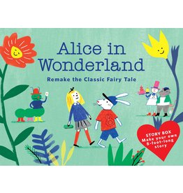 Anne Laval Alice in Wonderland (Story Box)