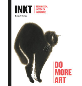 Bridget Davies Do More Art: Inkt