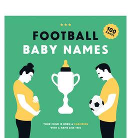 Boudewijn Bosman & Tim Nikken Football Baby Names