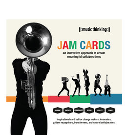 Christof Zürn Music Thinking Jam Cards