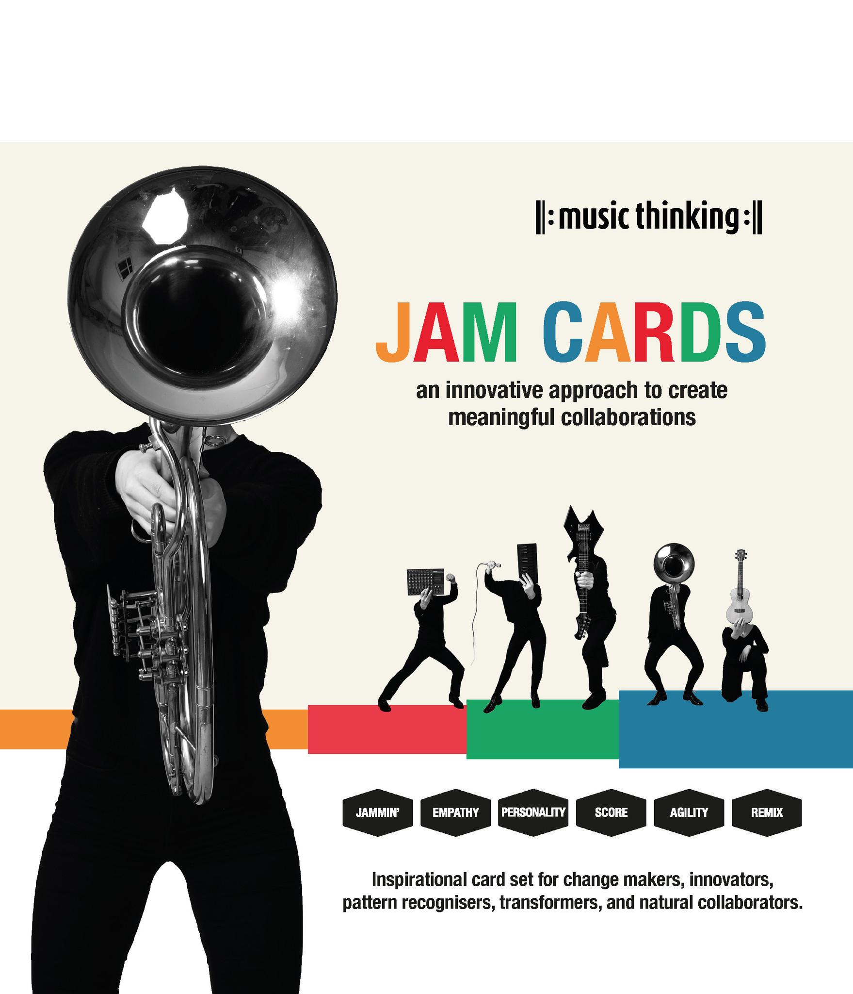 Music Thinking Jam Cards