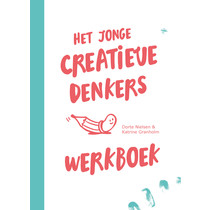 Dorte Nielsen and Katrine Granholm Het jonge creatieve denkers werkboek