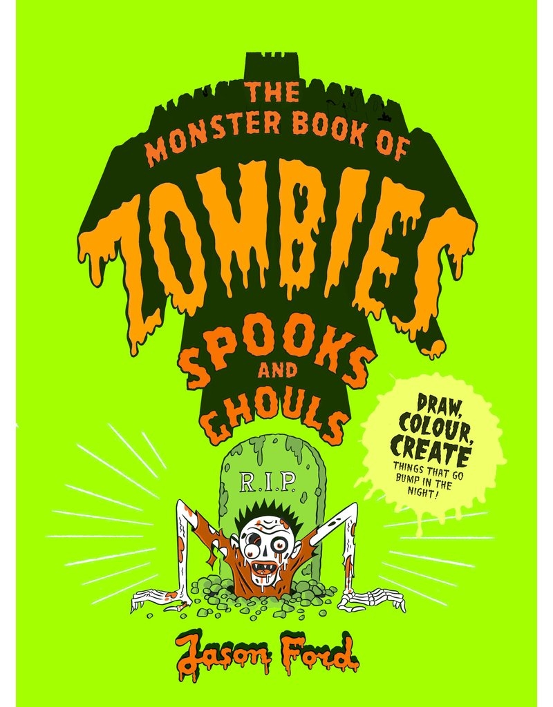 BIS | The Monster Book of Zombies, Spooks and Ghouls | Jason Ford