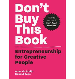 Donald Roos & Anne de Bruijn Don't Buy this Book