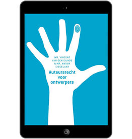 Vincent van den Eijnde en Anouk Siegelaar Auteursrecht voor Ontwerpers - eBook