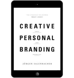 Jurgen Salenbacher Creative Personal Branding - eBook