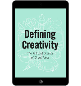 Defining Creativity -eBook