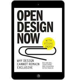 Bas van Abel, Lucas Evers, Roel Klaassen, Peter Troxler Open Design - eBook