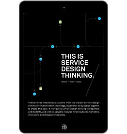 Marc Stickdorn and Jakob Schneider This is Service Design Thinking - eBook