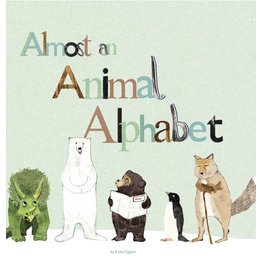 Katie Viggers Almost an Animal Alphabet