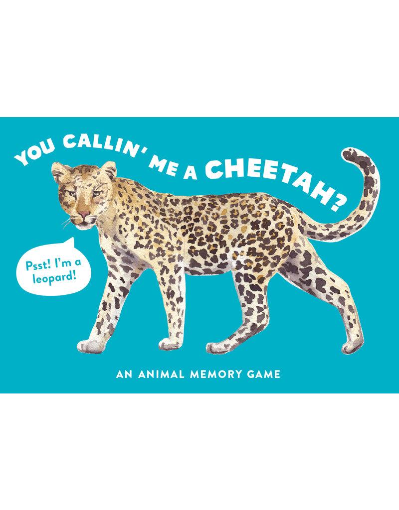 BIS Publishers | You Callin' Me a Cheetah? | Marcel George