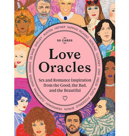 Anna Higgie, Camilla Morton Love Oracles