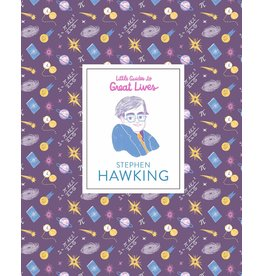 Isabel Thomas, illustrations by Marianna Madriz Stephen Hawking (Little Guides to Great Lives)