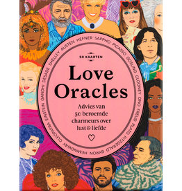 Anna Higgie Love Oracles