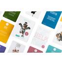 Lise Lotte ten Voorde & Naomi Boas Museum Art Cards