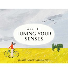 Shuku Nishi Ways of Tuning Your Senses