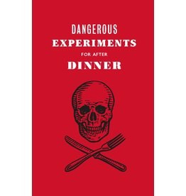 Dave Hopkins, Angus Hyland and Kendra Wilson Dangerous Experiments for After Dinner
