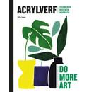 Rita Isaac Do More Art: Acrylverf